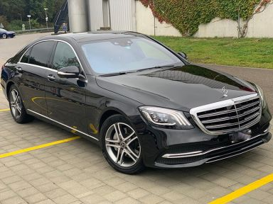 Mercedes Benz S Class Long